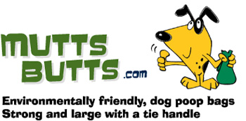 Mutts butts dog poop bags