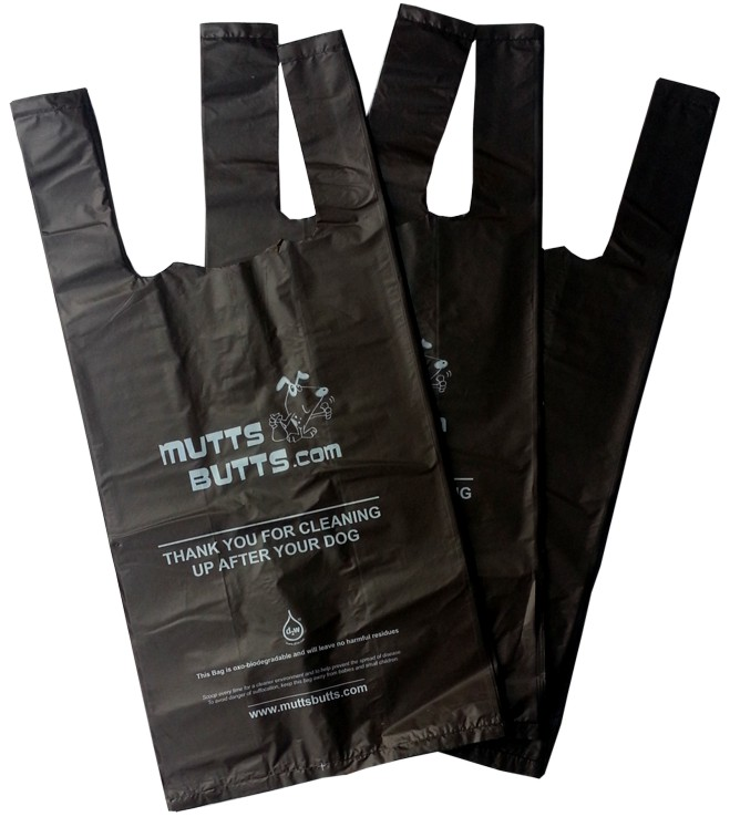 Mutts Butts | Premium Biodegradable Poop Bag | Bulk Order